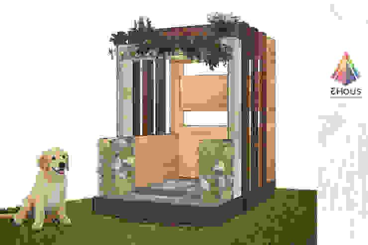 DOG HOUSE DESIGN de 3HOUS