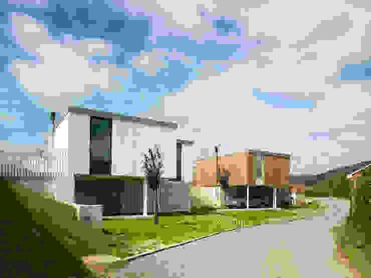 Casas de estilo  por ADDOMO