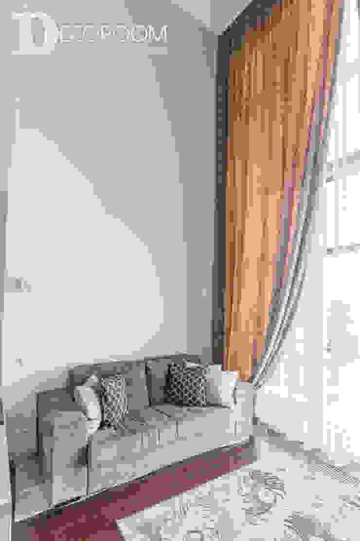 Moderne Wohnzimmer von Decoroom Modern