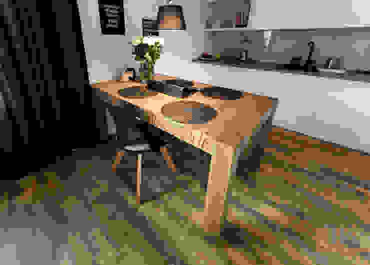 PPHU BOBSTYL Dining roomTables MDF Wood effect