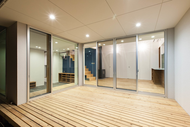 株式会社ココロエ Modern dining room