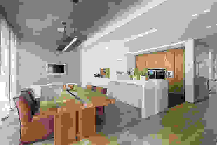 Dapur Modern Oleh STIMAMIGLIO conceptluxurydesign Modern Kayu Wood effect