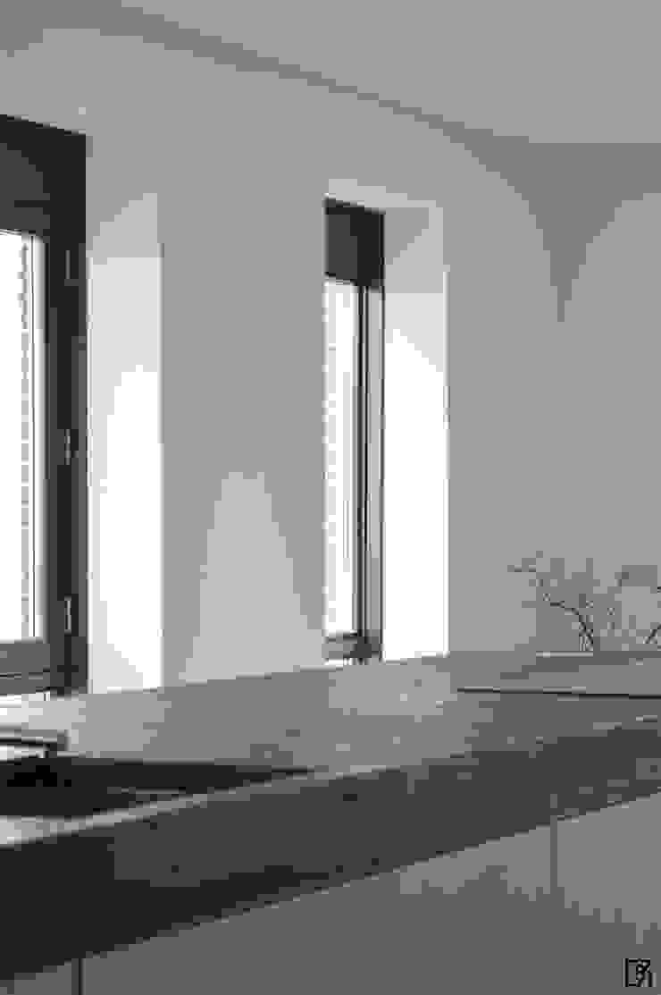 Penthouse Rotterdam Moderne keukens van Atelier Perspective Interieurarchitectuur Modern