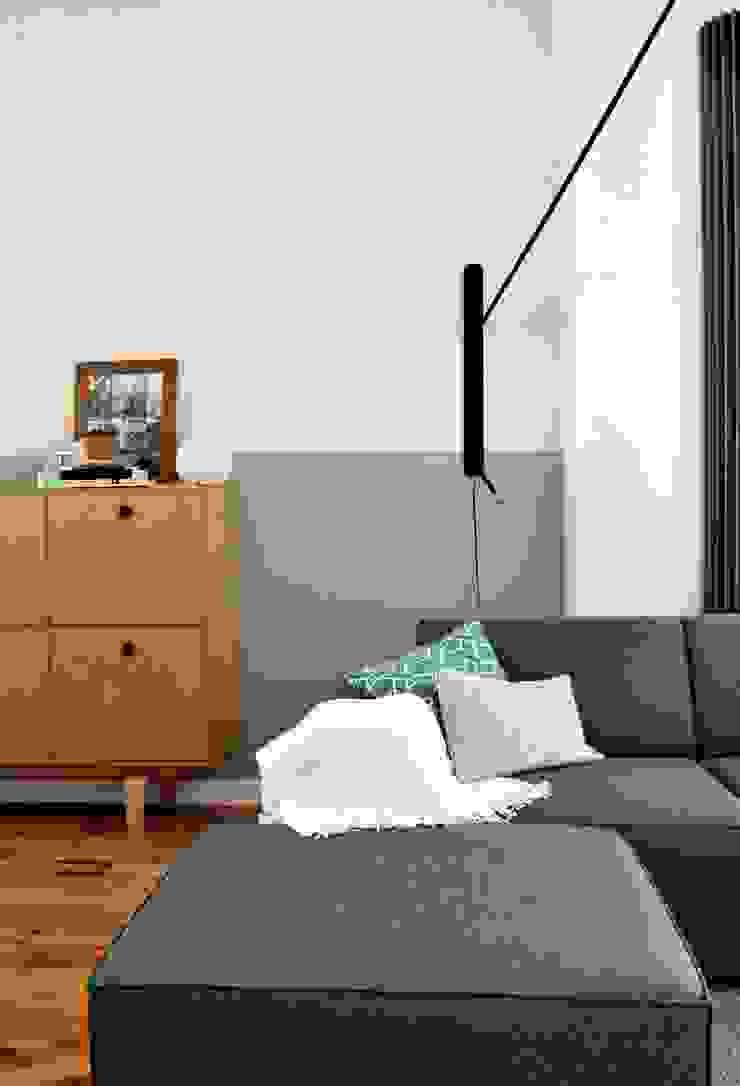 Woonkamer Moderne woonkamers van Atelier Perspective Interieurarchitectuur Modern