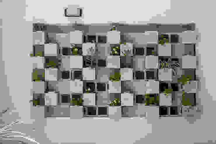 Jardines de estilo moderno de Garnerone + Ramos Arq. Moderno