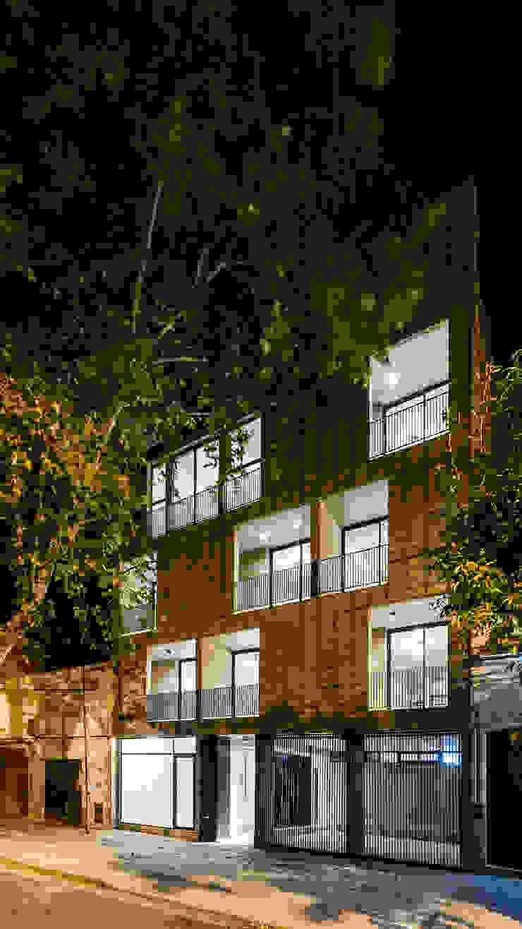 Rumah Modern Oleh Garnerone + Ramos Arq. Modern