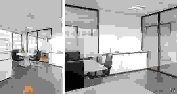 Kantoorruimte Rijswijk Moderne kantoorgebouwen van Atelier Perspective Interieurarchitectuur Modern