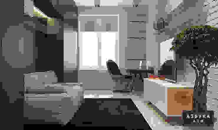 مكتب عمل أو دراسة تنفيذ Студия дизайна 'Азбука Дом', تبسيطي