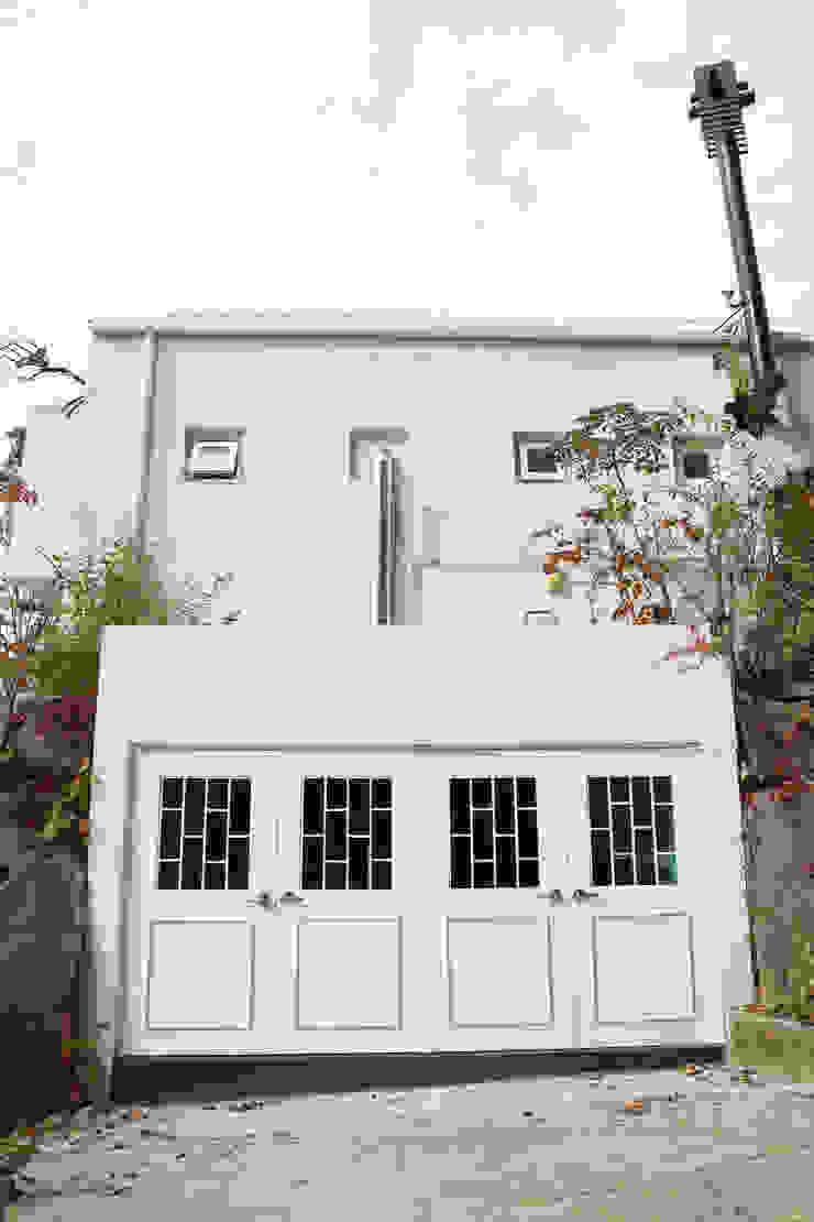 Blanc jardin 모던스타일 주택 by AAPA건축사사무소 모던