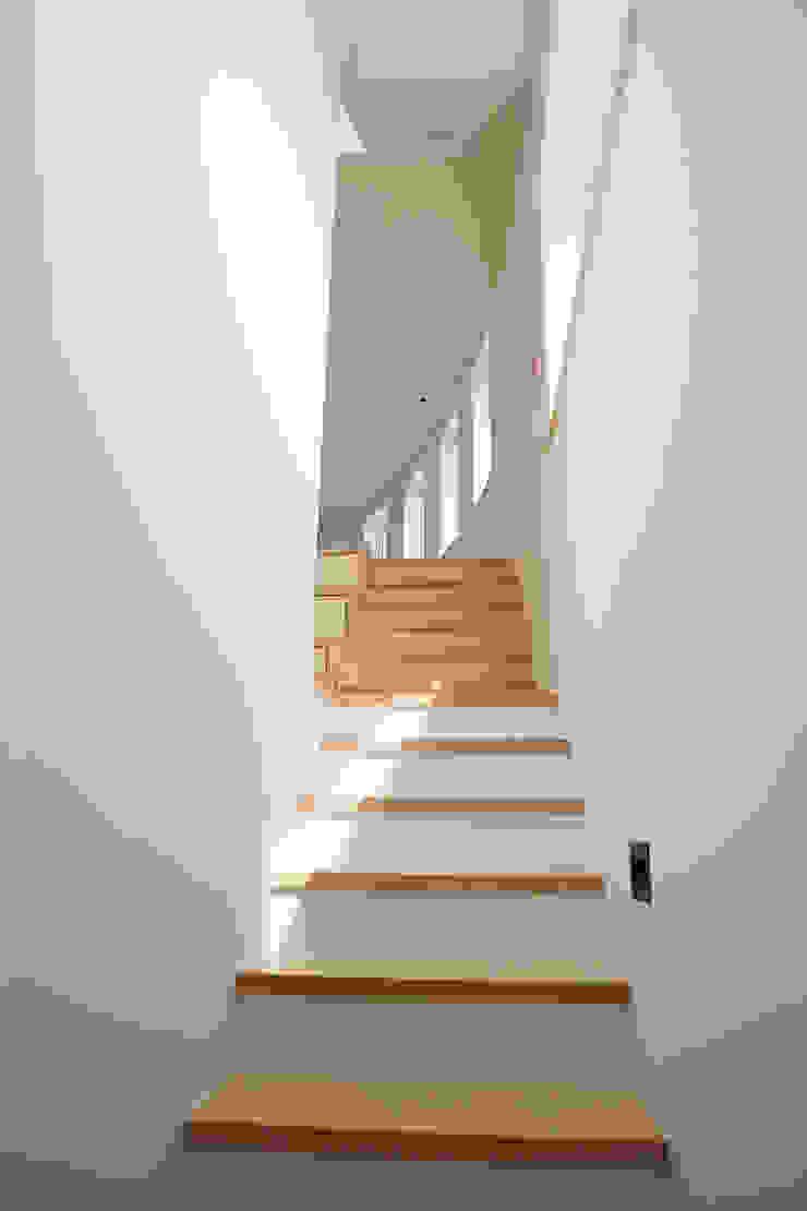 Modern walls & floors by AAPA건축사사무소 Modern
