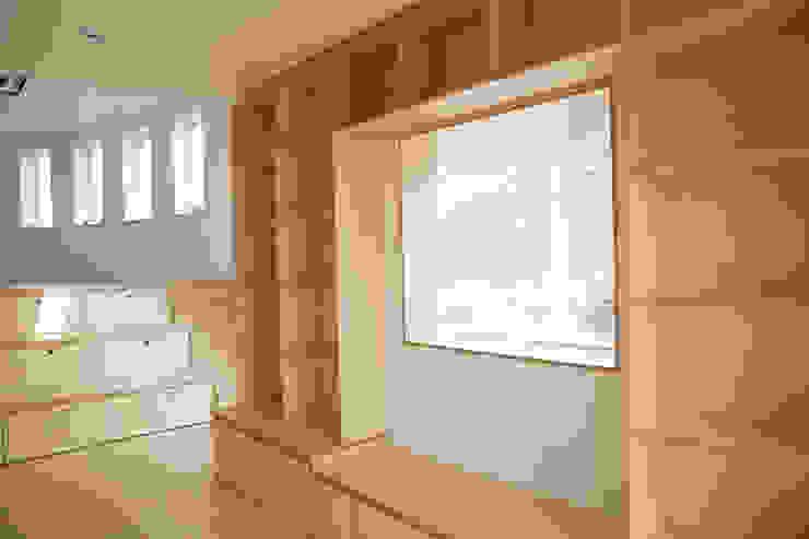 Modern study/office by AAPA건축사사무소 Modern