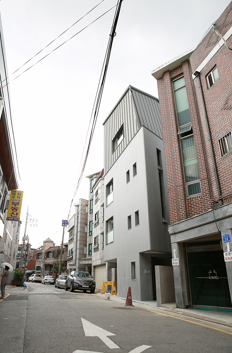 buddha's building by AAPA건축사사무소