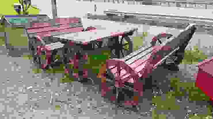 من ASM GRUP bahçe mobilyaları ve ahşap uygulamaları