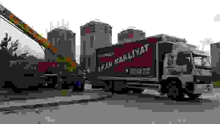 de Ankara Şehir Dışı Eşya Taşımacılık Şirketleri Moderno Ratán/Mimbre Turquesa