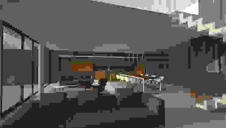 Interior de Metamorfosis Arquitectura