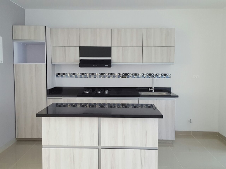 Modern kitchen by CONSTRUCTOR INDEPENDIENTE Modern