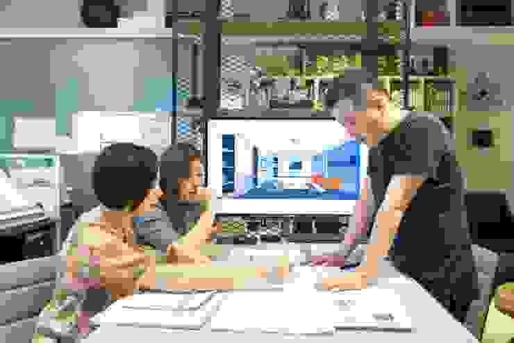「專訪」用專業形塑家的內在精神 - 達圓室內設計 根據 達圓設計有限公司