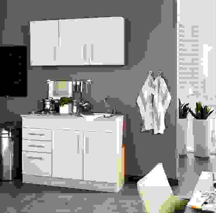 Singleküche: modern  von MMR VERTRIEBS-GMBH,Modern
