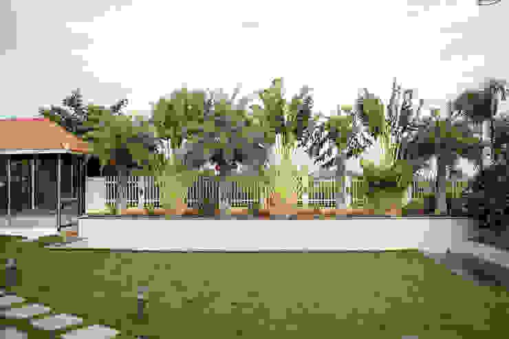 iammies Landscapes Mediterraner Garten Grün