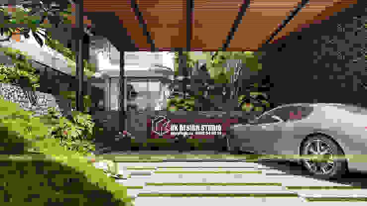 Modern Houses by UK DESIGN STUDIO - KIẾN TRÚC UK Modern