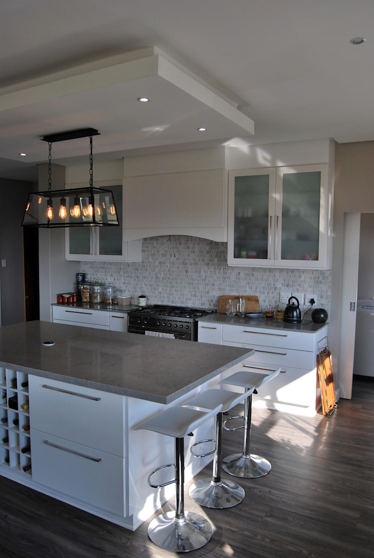 Project : The Howards by Capital Kitchens cc Classic MDF