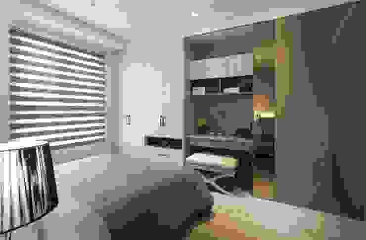 豐邑一第 立禾空間設計有限公司 臥室