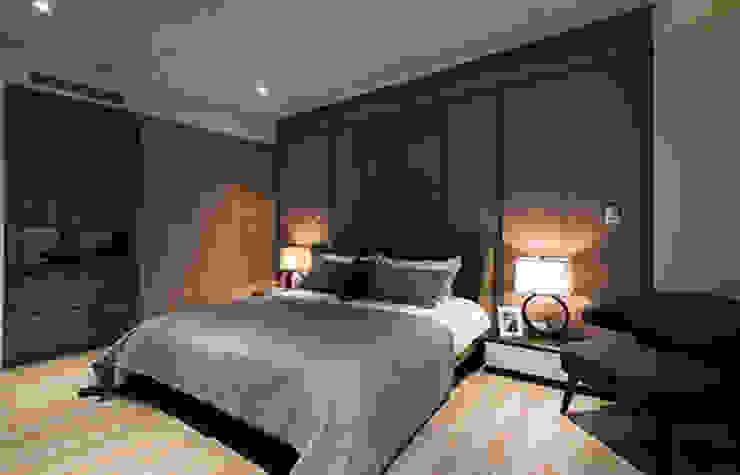 Modern style bedroom by 立禾空間設計有限公司 Modern