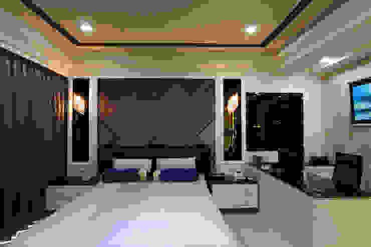 台南市永康透天設計 根據 澤田工程/留名堂室內設計 古典風