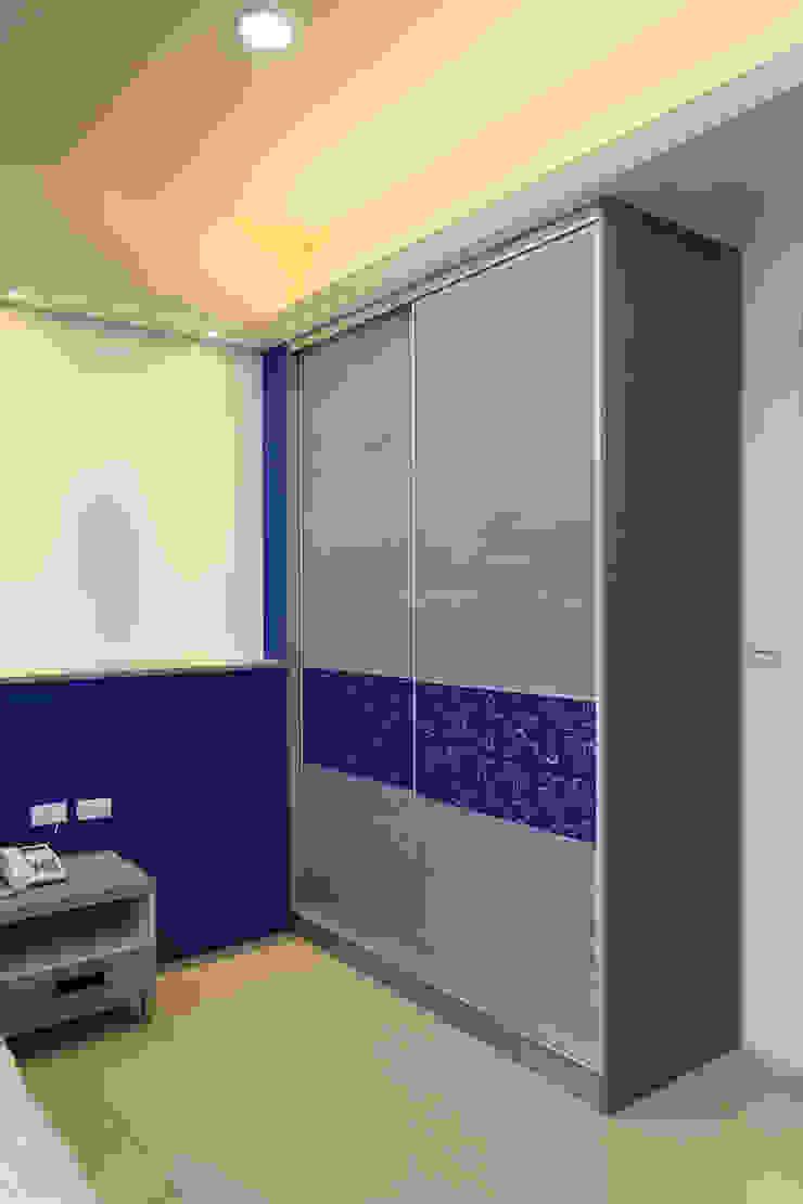 台南市永康透天設計 根據 澤田工程/留名堂室內設計 隨意取材風