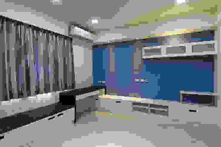 台南市永康透天設計 根據 澤田工程/留名堂室內設計 現代風