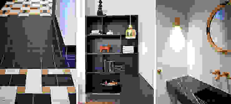 kleur en materiaal: modern  door Binnenvorm, Modern