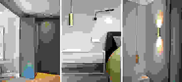 kleurencombinaties voor slaapkamer: modern  door Binnenvorm, Modern
