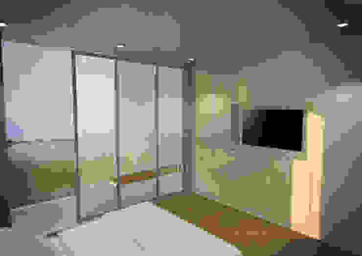 Modern style bedroom by Metamorfosis Arquitectura Modern