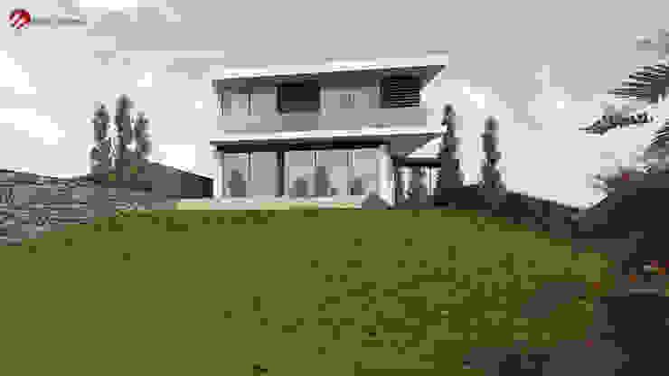 Esboçosigma, Lda Moderne Häuser