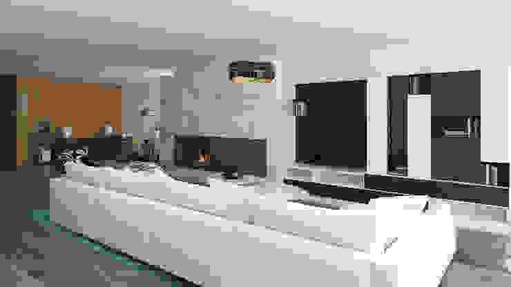 Esboçosigma, Lda Salon moderne