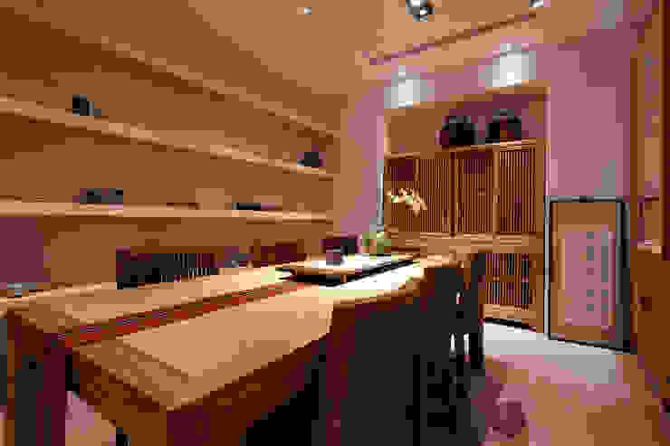 茗 根據 耀昀創意設計有限公司/Alfonso Ideas 日式風、東方風