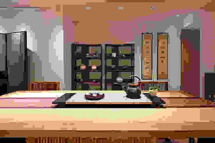 禪 茶 膳 根據 耀昀創意設計有限公司/Alfonso Ideas 日式風、東方風