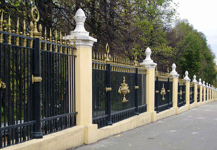 Casas de estilo clásico de Park-design Clásico