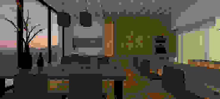 Interieuradvies 3D tekening van Sfeerberg wonen & meer