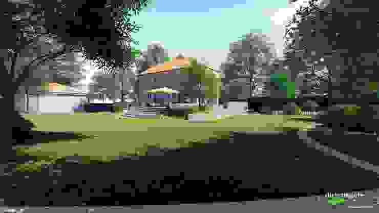 Gesamtdarstellung der Gartenveränderungen von dirlenbach - garten mit stil