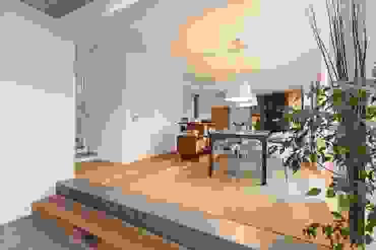 Living room by pickartzarchitektur