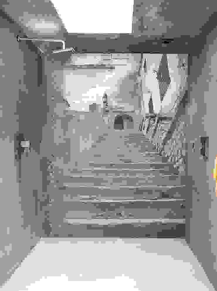 stairs di Creativespace Sartoria Murale Eclettico