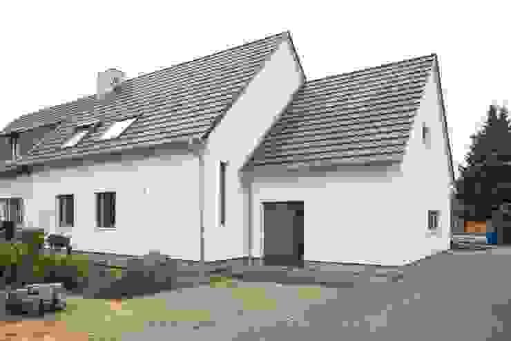 Maisons minimalistes par pickartzarchitektur Minimaliste