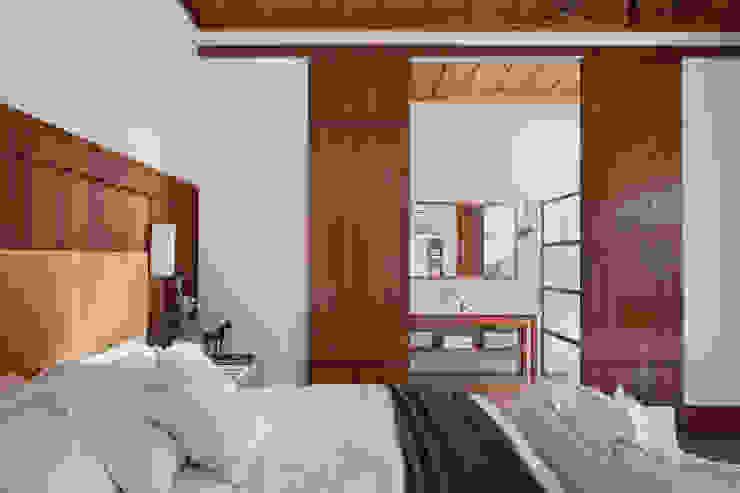 Gisele Taranto Arquitetura Dormitorios de estilo rural