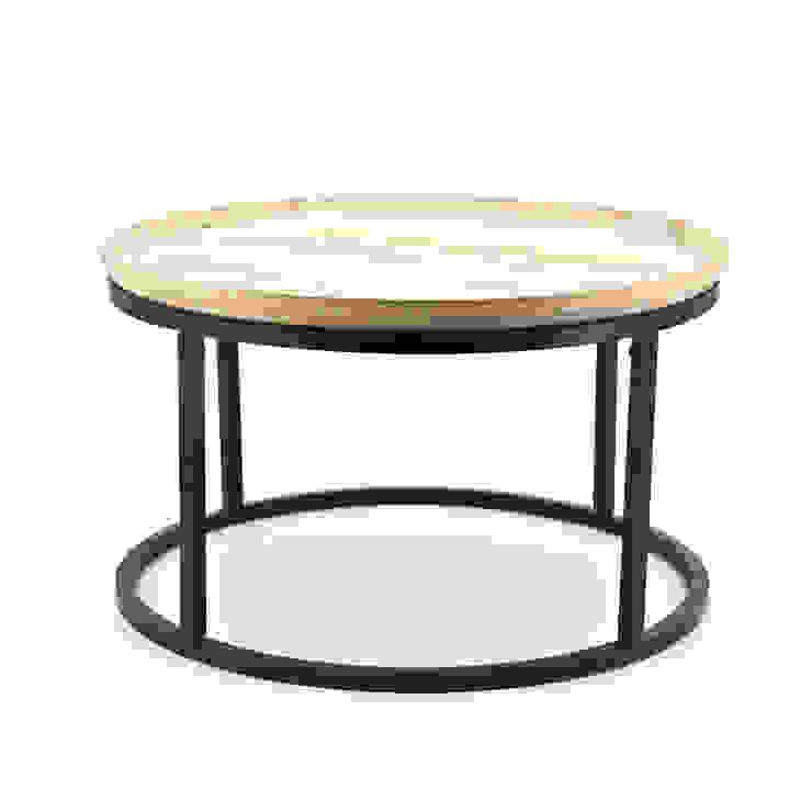 Bijzettafel; Table Solo (1551) van Sfeerberg wonen & meer Industrieel