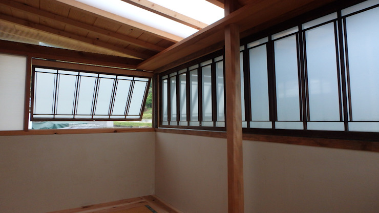高原正伸建築設計事務所 一級建築士事務所 Minimalst style study/office