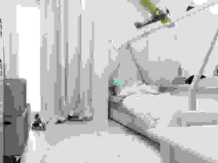 Modern nursery/kids room by FOORMA Pracownia Architektury Wnętrz Modern