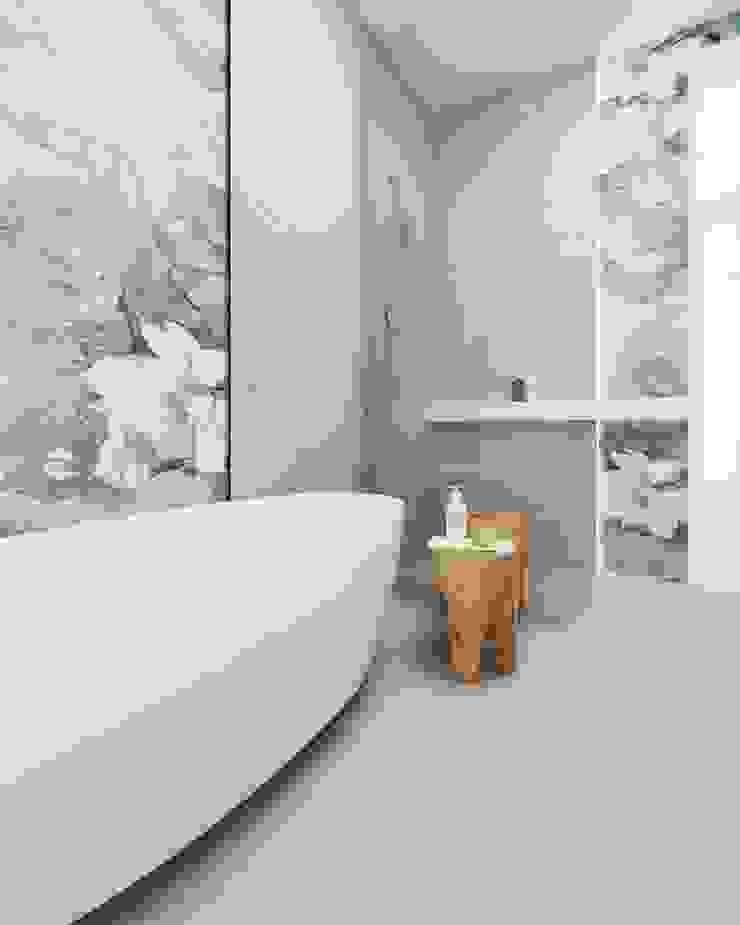Modern bathroom by FOORMA Pracownia Architektury Wnętrz Modern