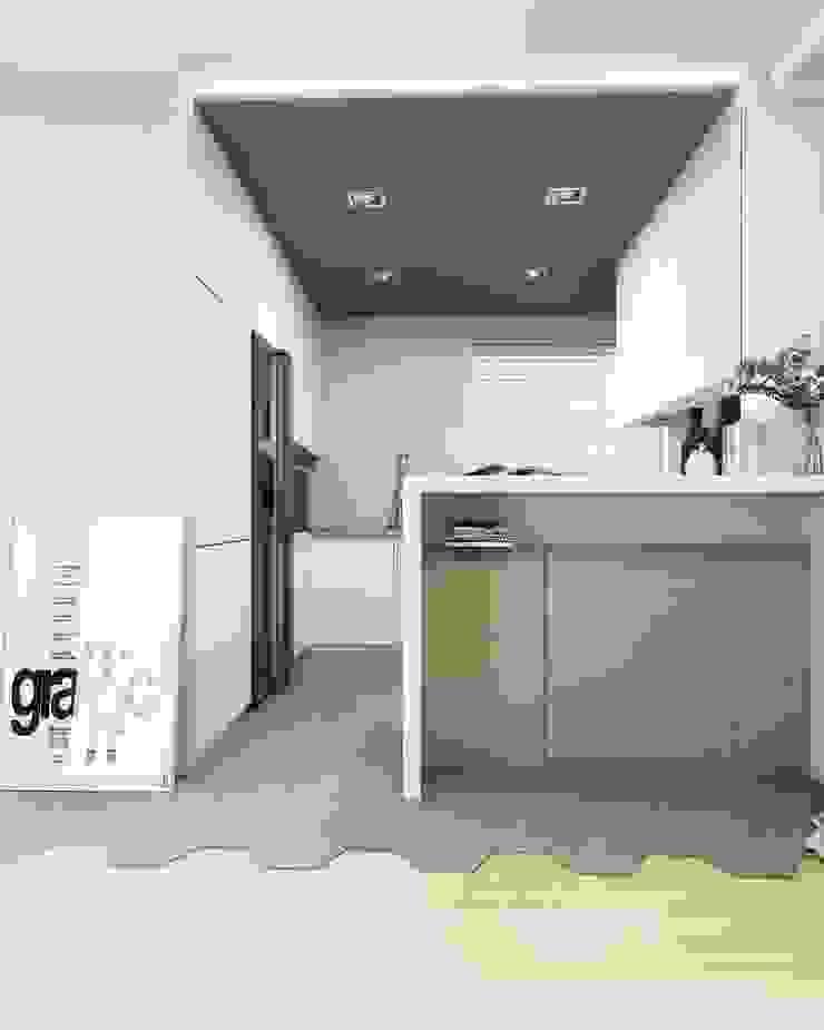 Modern kitchen by FOORMA Pracownia Architektury Wnętrz Modern