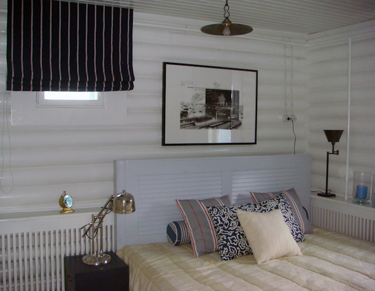 Country style bedroom by Archdetail Country